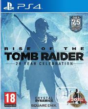Rise Of The Tomb Raider - PS4 | Video Game Consoles for sale in Lagos State, Surulere