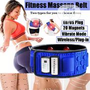 Wireless Fitness Abdominal Fitness Massage Belt | Massagers for sale in Lagos State, Ikeja