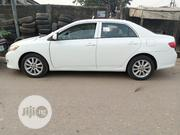 Toyota Corolla 2009 White | Cars for sale in Lagos State, Surulere