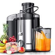 Electric Multi Fresh Fruit Juice Extractor Machine for Healthy Living | Kitchen Appliances for sale in Abuja (FCT) State, Wuye