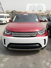 Land Rover Discovery II 2017 Red   Cars for sale in Lagos State, Surulere