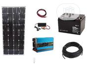 1000W Solar Generator With 40ah Battery And 100W Solar Panel | Solar Energy for sale in Lagos State, Ikeja