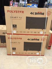 Polystar 55inches Curved Television | TV & DVD Equipment for sale in Lagos State, Ojo