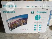 Hisense 55 Inches 4k Curved Tv | TV & DVD Equipment for sale in Lagos State, Ojo