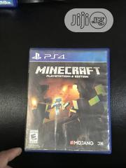 Minecraft:Playstation 4 Edition   Video Games for sale in Lagos State, Ikorodu