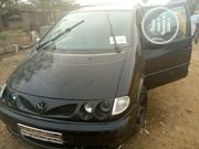 Volkswagen Sharan 2003 Automatic Black | Cars for sale in Lagos State, Ojo