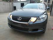 Lexus GS 2008 350 Gray | Cars for sale in Lagos State, Ikotun/Igando