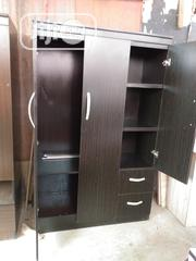 Three Doors Wardrobe | Furniture for sale in Abuja (FCT) State, Lugbe District
