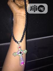 Neck Bead Designed With Stone Pendants | Jewelry for sale in Lagos State, Ikeja