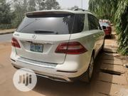 Mercedes-Benz M Class 2013 White | Cars for sale in Abuja (FCT) State, Garki 1