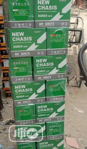 12v 75ah New Chasis Battery | Vehicle Parts & Accessories for sale in Lagos State, Lagos Mainland