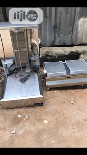 Complete Set Shawarma Machine | Restaurant & Catering Equipment for sale in Abuja (FCT) State, Wuse 2
