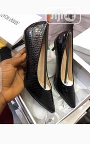 New Classic Ladies Black Heel Shoes   Shoes for sale in Lagos State, Victoria Island
