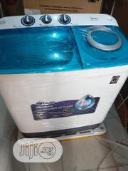 Standard Quality 6kg Midea Twin Top Washing Machine | Home Appliances for sale in Lagos State, Ojo