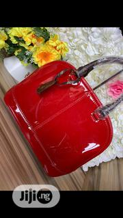 New Female Quality Red Handbag Bag | Bags for sale in Lagos State, Victoria Island