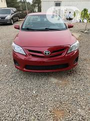 Toyota Corolla 2012 Red | Cars for sale in Abuja (FCT) State, Gwarinpa