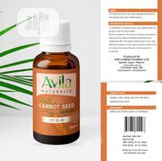 Carrot Seed Serum Face Moisturizer And Acne Treatment | Skin Care for sale in Ogun State, Odeda