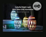 Night Light Olive Humidifier Purifier | Home Appliances for sale in Lagos State, Lagos Island