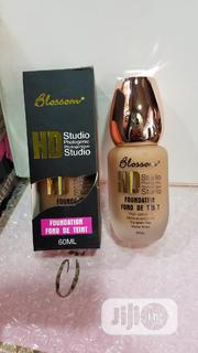 Blossom H D Bottle Foundation | Makeup for sale in Lagos State, Amuwo-Odofin