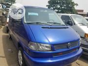 Delivering Volkswagen Transporter 2004 Blue   Buses & Microbuses for sale in Lagos State, Lagos Mainland
