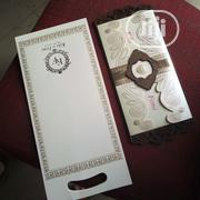 Wedding Wooden Card | Wedding Venues & Services for sale in Lagos State, Shomolu