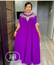 New Female Purple Maxi Long Gown | Clothing for sale in Lagos State, Victoria Island