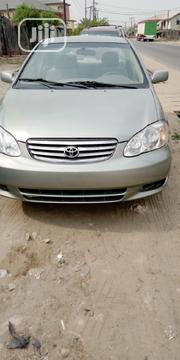Toyota Corolla 2004 Sedan Gray | Cars for sale in Rivers State, Port-Harcourt
