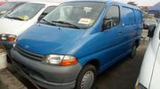 Toyota Hiace Bus 2002 Blue | Buses & Microbuses for sale in Lagos State, Apapa
