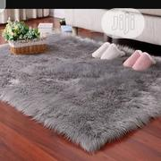 Gray Faux Fur Rug | Home Accessories for sale in Lagos State, Ojodu