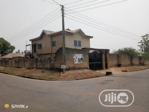 For SALE: GRA Akure 4plots (Cornerpiece) With Structures.
