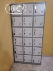 Strong Quality Office Workers Locker 18doors | Furniture for sale in Lagos State, Ikoyi