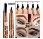 Natural Tattoo Eyebrow Pen   Makeup for sale in Abuja (FCT) State, Katampe