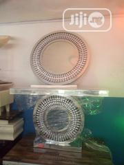 Glass Mirror Console | Home Accessories for sale in Lagos State, Lekki Phase 1