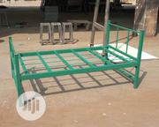 Single Bed (Metal 3x6ft) and (4x6ft) | Furniture for sale in Rivers State, Port-Harcourt
