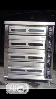 Quality Gas Deck Oven 4deck 16 Trays | Industrial Ovens for sale in Lagos State, Lagos Island