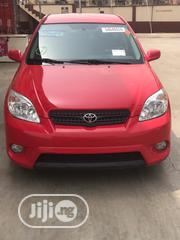 Toyota Matrix 2006 Red   Cars for sale in Lagos State, Isolo