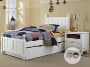 Twin Beds With Storage Complete Set | Furniture for sale in Lagos State, Ipaja