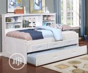 Kids Bed With Trundle   Children's Furniture for sale in Lagos State, Ipaja