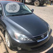 Lexus IS 2007 250 Black | Cars for sale in Lagos State, Oshodi-Isolo