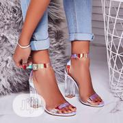 Transparent Heels | Shoes for sale in Lagos State, Ikorodu