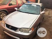 Toyota Corolla 2001 Gold | Cars for sale in Edo State, Egor