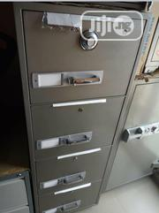 Brand New Imported 4 Drawers Fire Proof Safe With Security Numbers. | Safety Equipment for sale in Lagos State