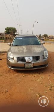 Nissan Maxima 2006 Gold | Cars for sale in Oyo State, Egbeda