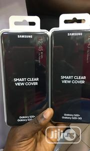 Samsung GALAXY S20 Plus Clear View Cover | Accessories for Mobile Phones & Tablets for sale in Lagos State, Ikeja