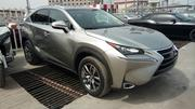 Lexus NX 200t 2016 Gray | Cars for sale in Lagos State, Ajah