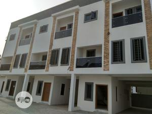 A New 4 Bedroom Terrace Duplex at Ikota Villa Estate for Rent