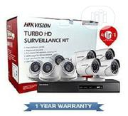 Hikvision Kit Of 8 Cameras 720p Security Camera | Security & Surveillance for sale in Lagos State, Ikeja