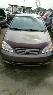 Toyota Corolla 1.4 2004 Gray | Cars for sale in Rivers State, Port-Harcourt