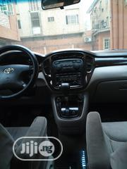 Toyota Highlander 2002 Gray | Cars for sale in Lagos State, Alimosho