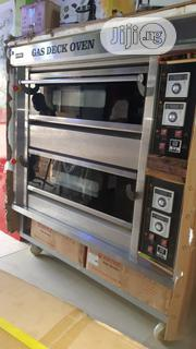 2deck 4 Trays Gas Oven | Industrial Ovens for sale in Lagos State, Epe